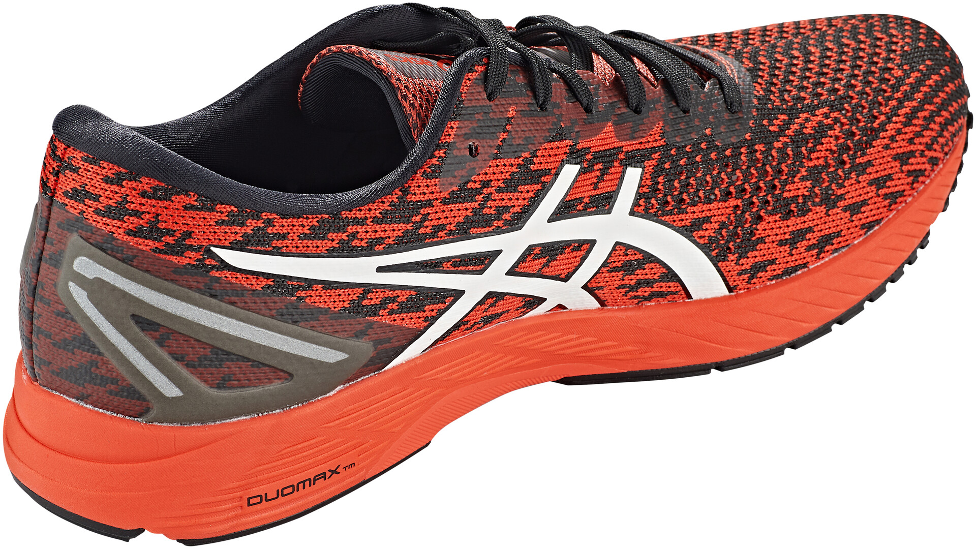 asics Gel DS Trainer 25 Schoenen Heren, fiery redwhite